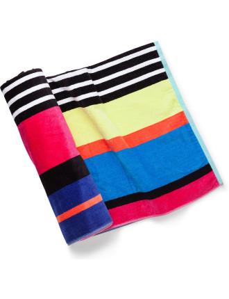 Madrid Beach Towel