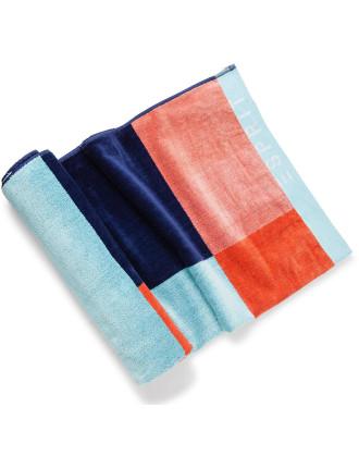 Bayside Beach Towel