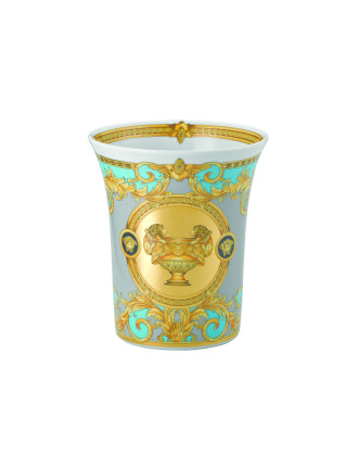 Versace Prestige Gala Vase Bleu 18cm