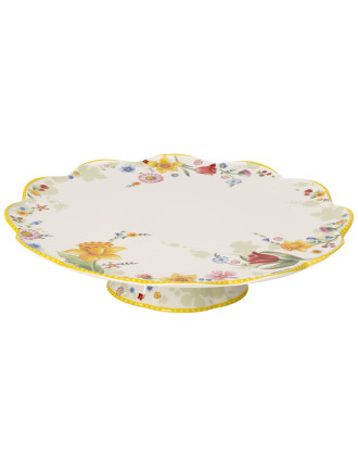 Easter gifts for family and friends online at david jones spring awakening footed cake plate 33cm negle Gallery