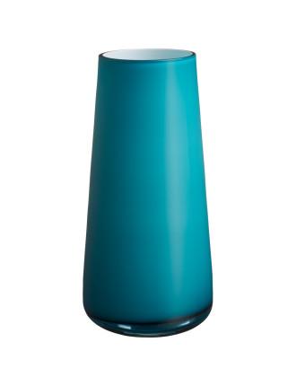Numa Vase 34cm Caribbean Sea