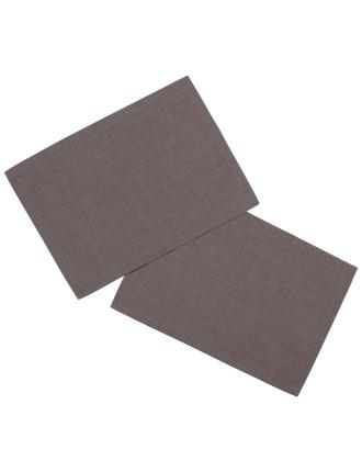 Textil Uni Trend Placemat Graphit S2