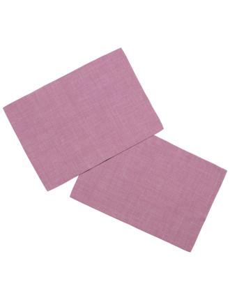 Textil Uni Trend Placemat Fuchsia S2