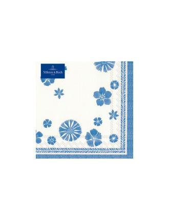 Ihr-Ideal P.Napk.Blueflowers33x33cm