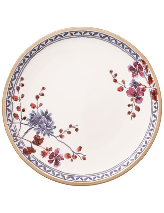 Artesano Provenc.Lavender Flat Plate 27cm Floral