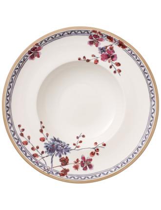 Artesano Provenc.Lavender Pasta Plate 30cm