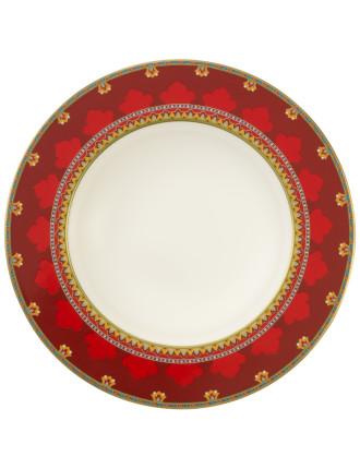 Samarkand Rubin Deep Plate 24cm