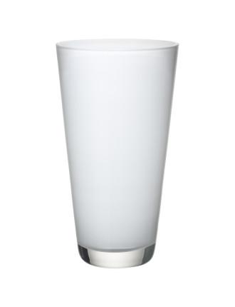 Verso Vase 25cm Arctic Breeze