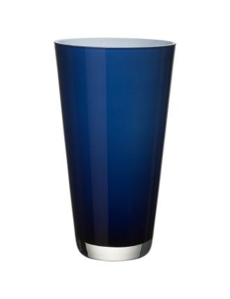 Verso Vase 25cm Midnight Sky