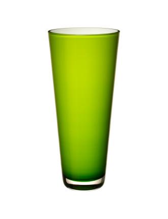 Verso Vase Large Juicy Lime