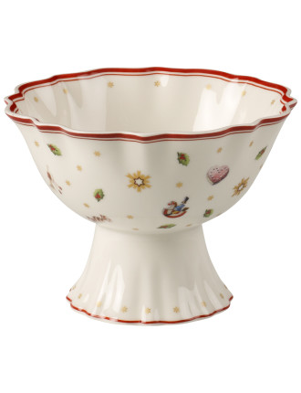 Toy'S Delight Footed Individual Bowl