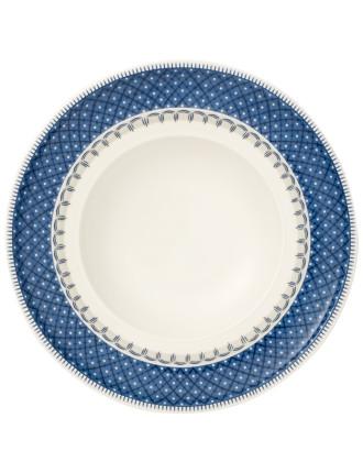 Casale Blu Deep Plate 25cm
