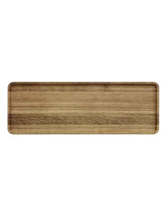 Vitriini Oak Tray 37cm