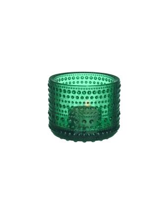 Kastehelmi Votive 6.5cm Emerald