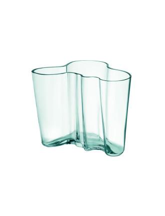 Aalto Vase 16cm Water Green