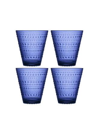 Kastehelmi Tumbler Set 2 Ultramarine Blue