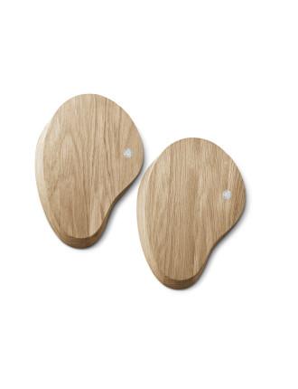 Bloom Oak Board, Small, 2 Pieces.