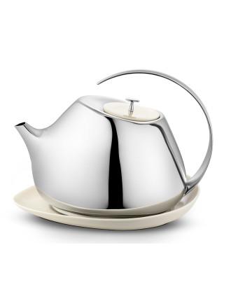Helena Teapot With Coaster, 1,3 L