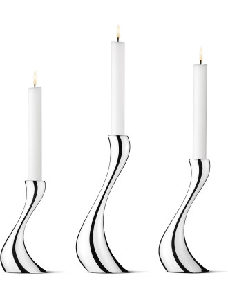 Cobra Candle Holder Small Medium Existing Large