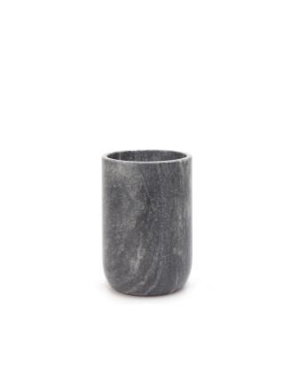 Loop Small Marble Vase