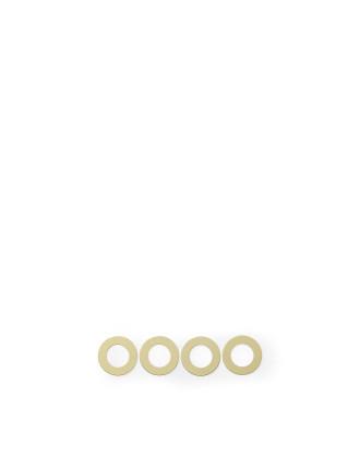 Disc Napkin Rings