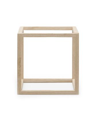 Wyett Ash Large Cube