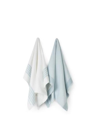 Lenn Tea Towel Pack Of 2