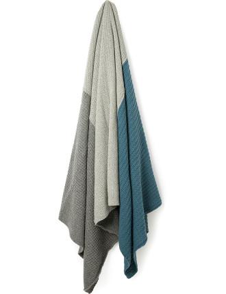 Kari Knit Blanket