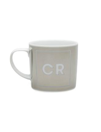 Est. Metallic Logo Mug