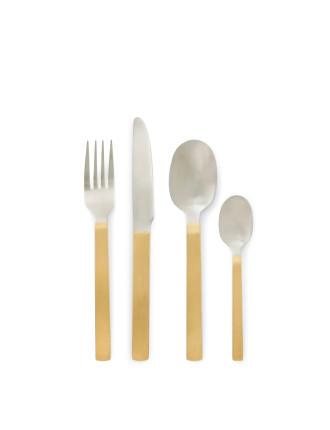 Halv 24 Piece Cutlery Set