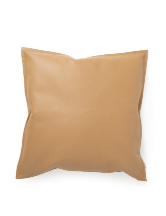 Etra 50x50 Leather Cushion