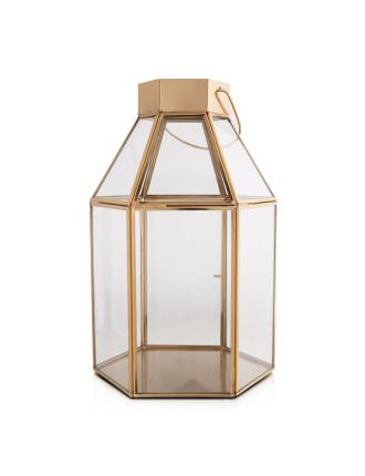 Metallic Glass Lantern