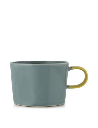 Contrast Handle Mug