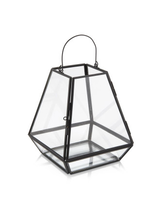 Faceted Lantern