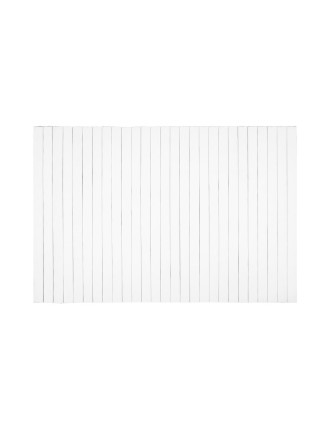 Slatted Bamboo Placemat