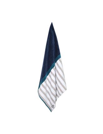 Cabana Stripe Beach Towel S