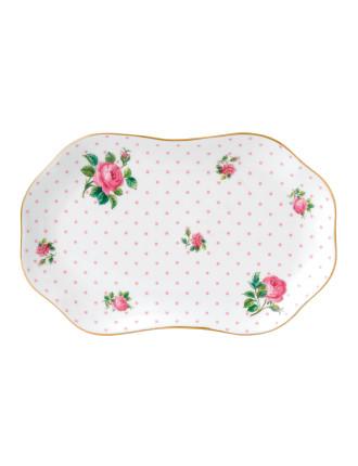 Royal Albert Tea Party Breakfast Tray 20.5x13cm