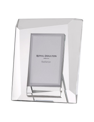 Royal Doulton Radiance Giftware Hex 3x2 Photoframe