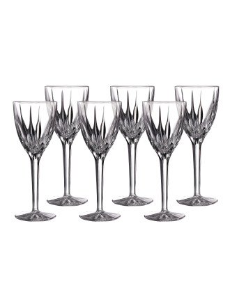 Flame Wines Set of 6