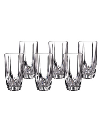 Flame Highballs Set of 6