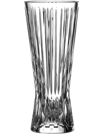 Manhattan Crystal Vase 30cm