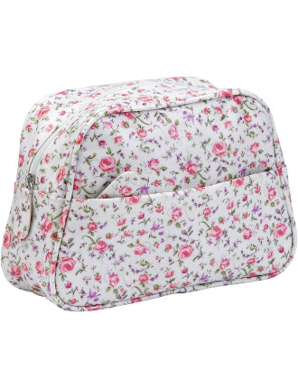 Rose Confetti Wash Bag