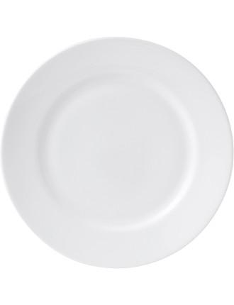 Signature White Plate 27cm