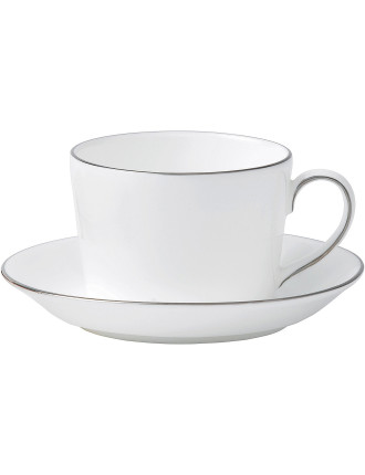 Signature Platinum Teacup & Saucer