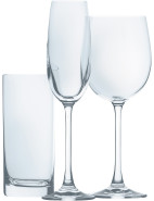 Glass Sets 18 Piece Set $259.00