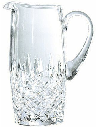 Dorchester Crystal Jug