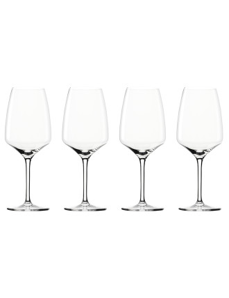 Sommelier Bordeaux Set of 4