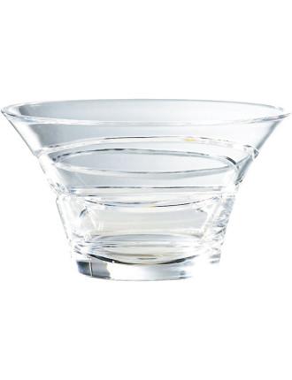 Saturn Crystal Giftware Bowl Large 22.5 x 13cm