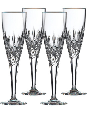 Highclere Flute Set of 4