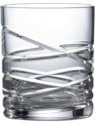 Saturn Crystal Tumbler Set of 2